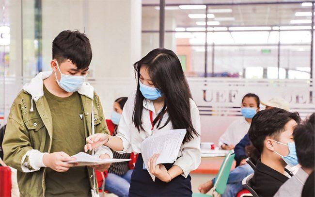 Hướng dẫn xét tuyển Đại học 2021 giáo dục nghề