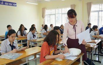 Phải làm gì khi viết sai phiếu đăng ký dự thi tốt nghiệp THPT_giáo dục nghề