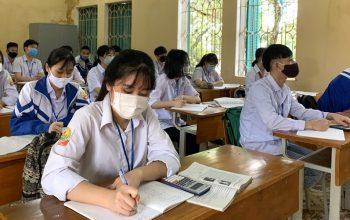 Sẵn sàng phương án thi tốt nghiệp THPT trong điều kiện dịch bệnh ảnh đại diện giáo dục nghề