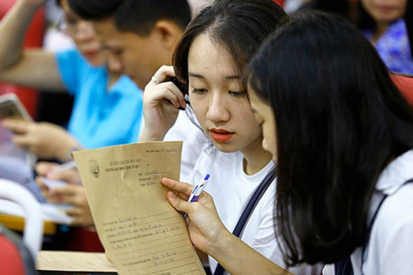 Thời gian điều chỉnh nguyện vọng đăng ký xét tuyển Đại học 2021