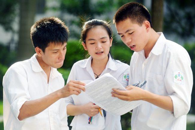 Nhận giấy báo dự thi THPT Quốc Gia 2021 ở đâu?