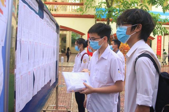 Hà Nội công bố điểm chuẩn vào lớp 10 giáo dục nghề