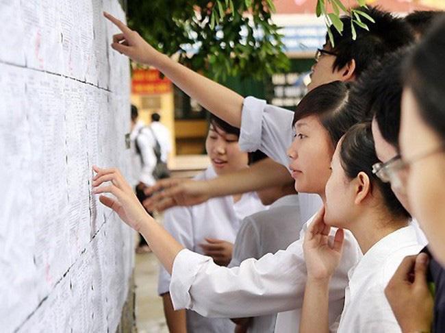 ba khả năng dễ khiến thí sinh bị điểm liệt giáo dục nghề