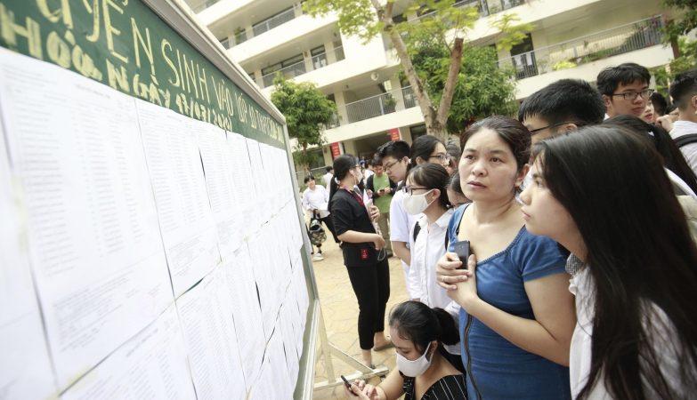 Hà Nội lùi lịch thi vào lớp 10 Giáo dục nghề