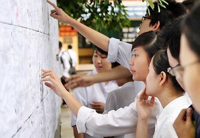 tra cứu điểm thi vào lớp 10 năm 2021 giáo dục nghề