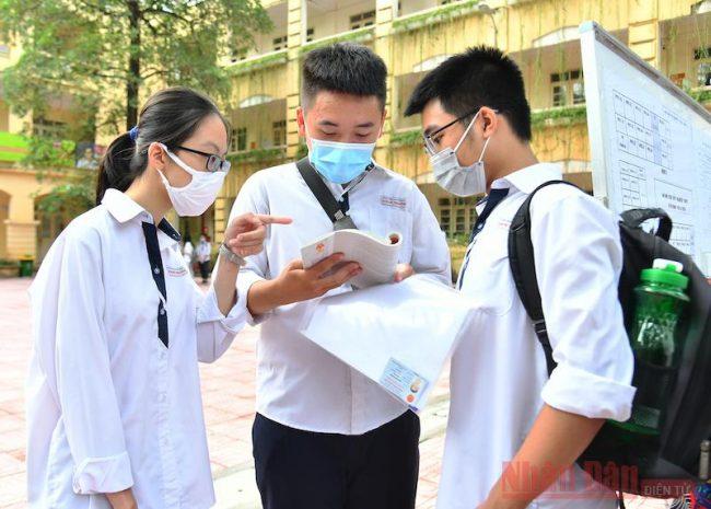 Bao giờ trả giấy chứng nhận tốt nghiệp tạm thời THPT 2021?