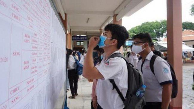 nhiều trường đại học công bố điểm chuẩn.giaoducnghe